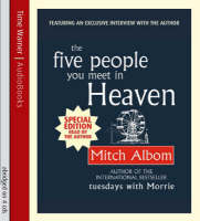Cover for The Five People You Meet in Heaven by Mitch Albom