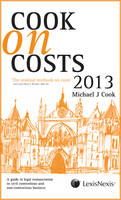 Cook on Costs by Michael Cook