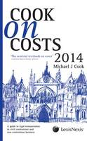 Cook on Costs by Simon Middleton, Jason Rowley, Michael Cook