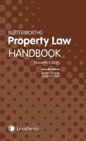 Butterworths Property Law Handbook by Jonathan Davey, Benjamin Faulkner
