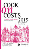 Cook on Costs by Simon Middleton, Jason Rowley