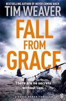 Cover for Fall from Grace David Raker Novel by Tim Weaver