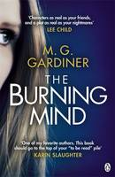 Cover for The Burning Mind by M. G. Gardiner
