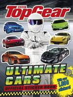 Top Gear: Ultimate Cars Official Sticker Book by