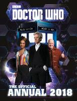 Doctor Who: Official Annual 2018 by