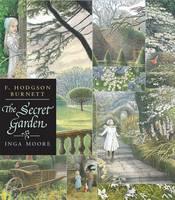 The Secret Garden - Illustrated Edition by Frances Hodgson Burnett