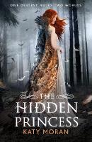 Cover for The Hidden Princess by Katy Moran