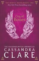 Book Cover for The Mortal Instruments 1: City of Bones by Cassandra Clare