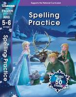 Frozen Magic of the Northern Lights: Spelling (Ages 5-6) by Scholastic