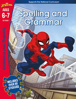Spider-Man: Spelling and Grammar, Ages 6-7 by Scholastic