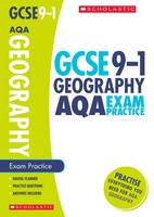 Geography Exam Practice Book for AQA by Daniel Cowling, Philippa Conway Hughes, Natalie Dow, Lindsay Frost