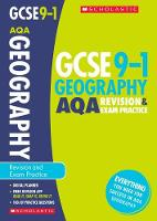 Geography Revision and Exam Practice Book for AQA by Lindsay Frost, Matt Young, Daniel Cowling, Philippa Conway Hughes