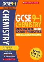 Chemistry Revision and Exam Practice for All Boards by Mike Wooster, Darren Grover, Sarah Carter