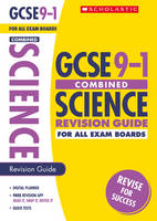 Combined Sciences Revision Guide for All Boards by Mike Wooster, Alessio Bernardelli, Kayan Parker