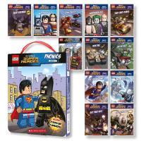 LEGO DC Superheroes: Phonics Box Set 2 by Quinlan B. Lee