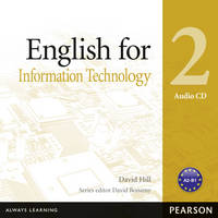 English for IT Level 2 Audio CD by David Hill