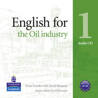 English for Oil Level 1 Audio CD by
