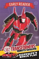Sideswipe's Brave Plan Book 2 by