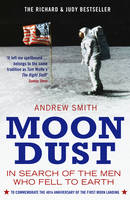 Cover for Moondust by Andrew Smith