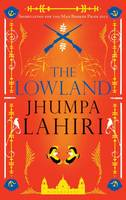 Cover for The Lowland by Jhumpa Lahiri