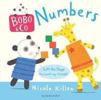 Bobo & Co. Numbers by Nicola Killen