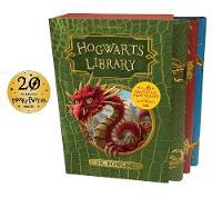 The Hogwarts Library Box Set by J. K. Rowling