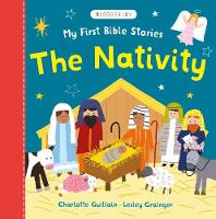 My First Bible Stories: The Nativity by Charlotte Guillain