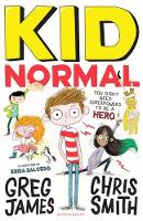 Kid Normal by Greg James, Chris Smith