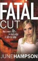 Cover for Fatal Cut by June Hampson