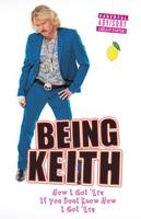 Cover for Being Keith by Keith Lemon