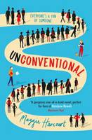 Unconventional by Maggie Harcourt