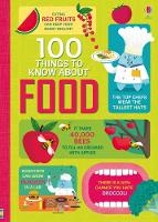 100 Things to Know About Food by Parko Polo