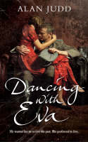 Cover for Dancing with Eva by Alan Judd