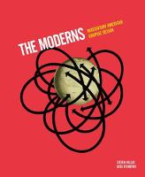 The Moderns Midcentury American Graphic Design by Steven Heller, Greg D'Onofrio