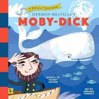 Moby-Dick A Babylit Storybook by Mandy Archer, Annabel Tempest