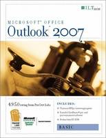 Outlook 2007 Basic CertBlaster and CBT Student Manual with Data by Axzo Press
