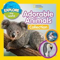 Explore My World Adorable Animal Collection 3-in-1 by Jill Esbaum