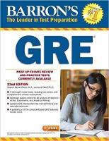 GRE by Sharon Weiner Green, Ira K. Wolf