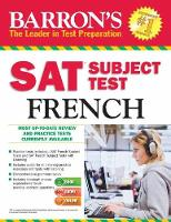 SAT Subject Test French by Renee White, Sylvie Bouvier
