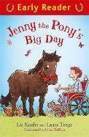 Jenny the Pony's Big Day by Liz Kessler