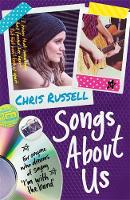 Songs About Us Book 2 from a Zoella Book Club 2017 friend by Chris Russell