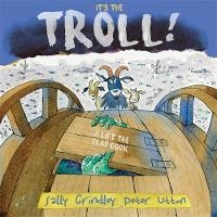 It's the Troll Lift-The-Flap Book by Sally Grindley