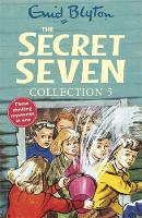 The Secret Seven Collection 5 Books 13-15 by Enid Blyton