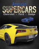 American Supercars - Dodge, Chevrolet, Ford by Paul Mason, Franklin Watts