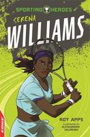 Serena Williams by Roy Apps