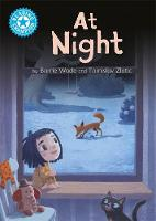 At Night Independent Reading Blue 4 by Barrie Wade