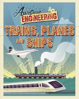Trains, Planes and Ships by Sally Spray