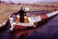 Narrow Boats by Tom Chaplin