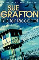 Cover for R Is For Ricochet by Sue Grafton