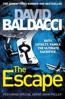 Cover for The Escape by David Baldacci